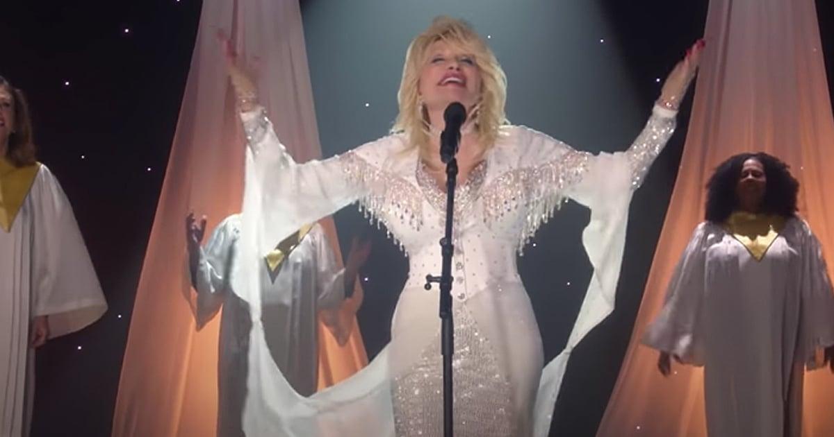 Dolly Parton Sings I Still Believe