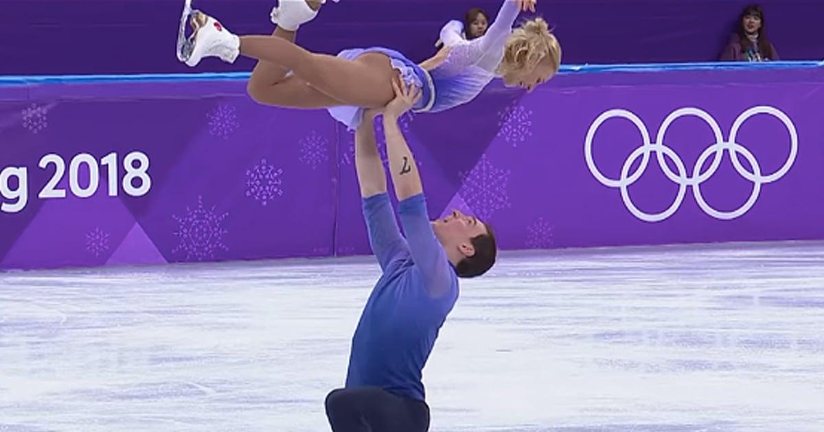 olympic figure skater Aljona Savchenko