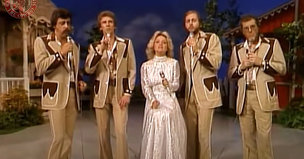Statler Brothers Amazing Grace with Barbara Mandrell