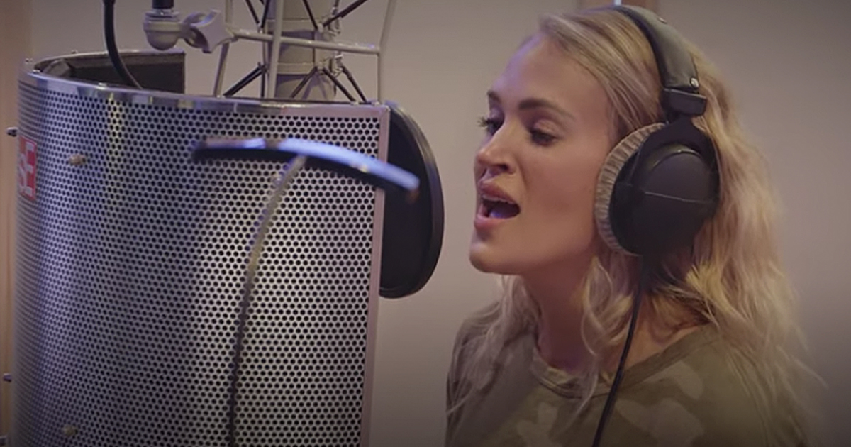 Carrie Underwood gospel songs 'My Savior'