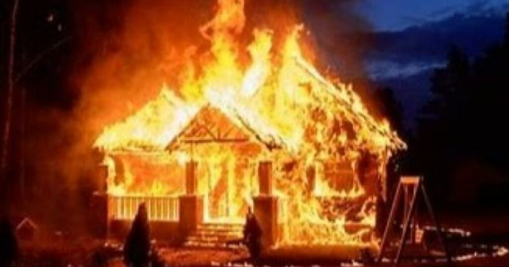 brother saves sister from house fire 1