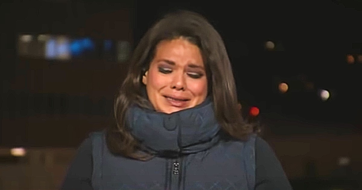 cnn reporter sara sidner crying