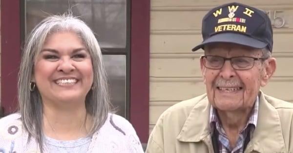 95-year-old veteran