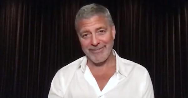 George Clooney now on quarantine