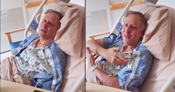 dad with alzheimer's reacts pregnancy news