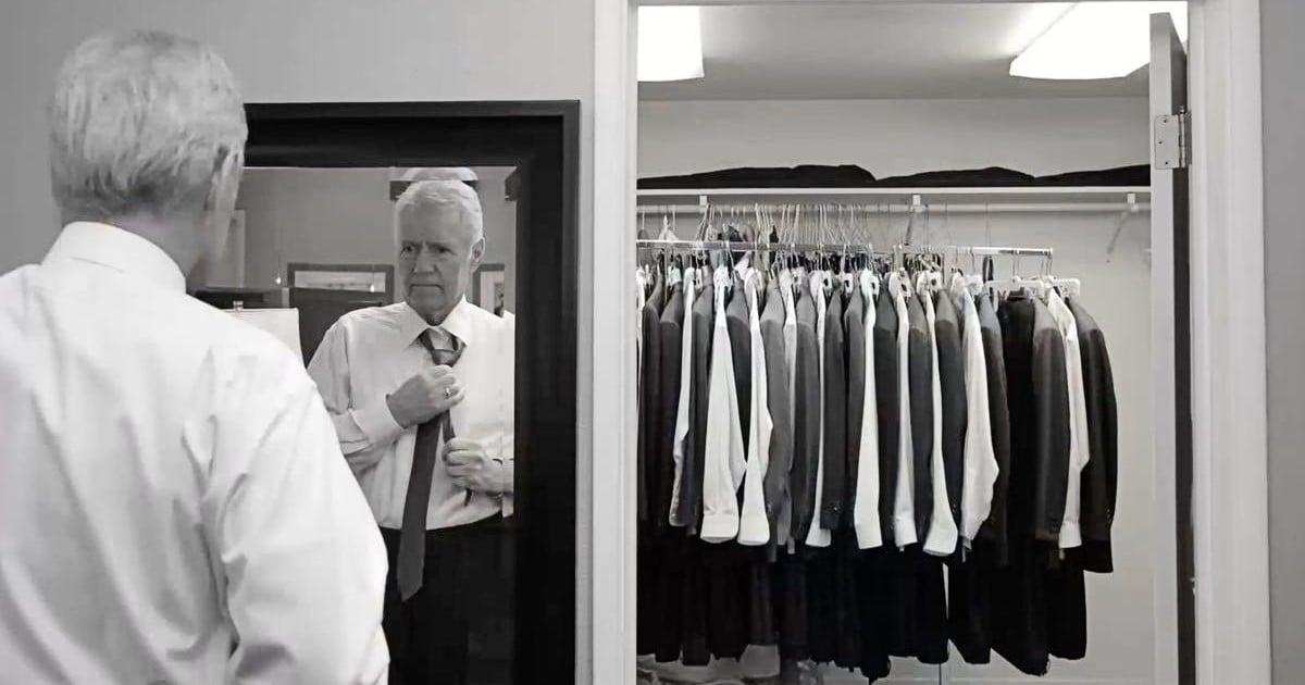 alex trebek wardrobe
