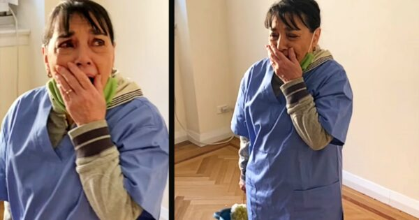 Beloved Cleaning Lady Loses Her Job After 20 Years So Her Customers Decide To Help