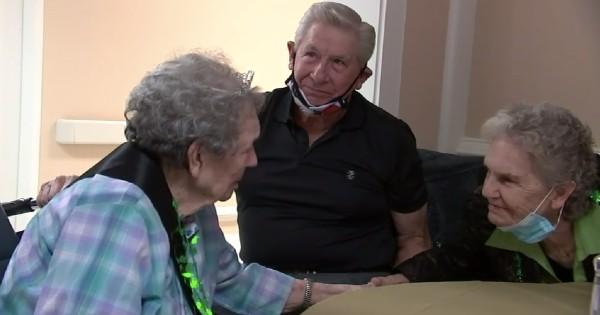 100-year-old grandma