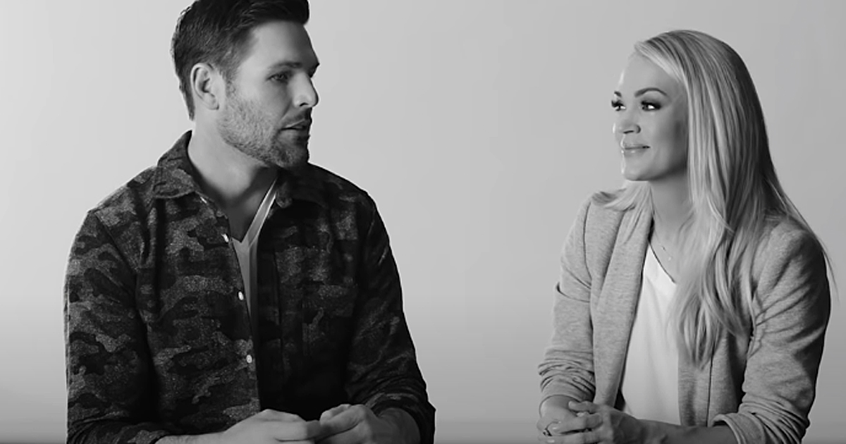 Carrie Underwood and Husband parenting and faith