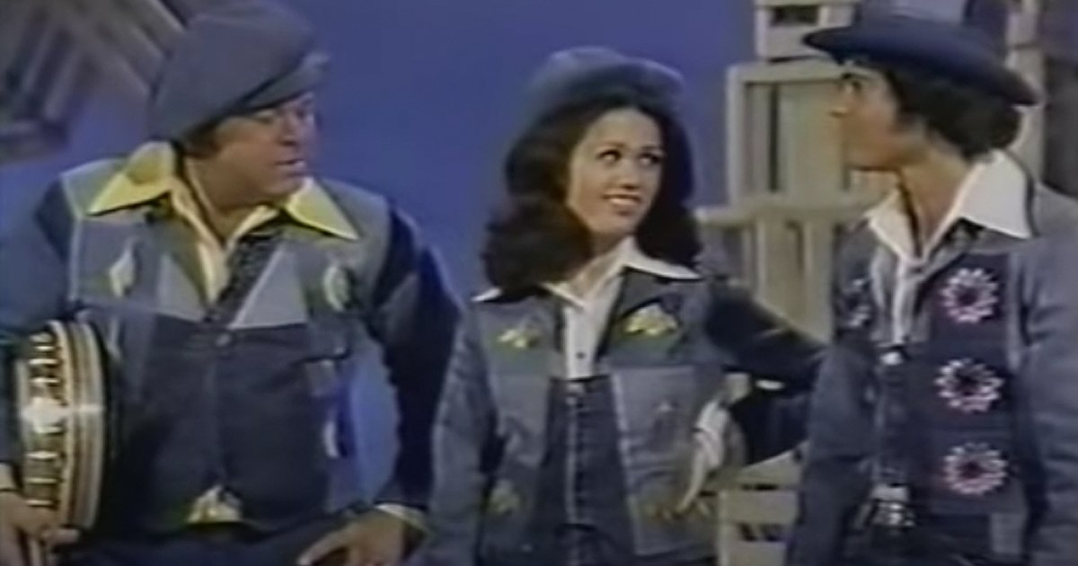 Donny and Marie Show Foggy Mountain Breakdown