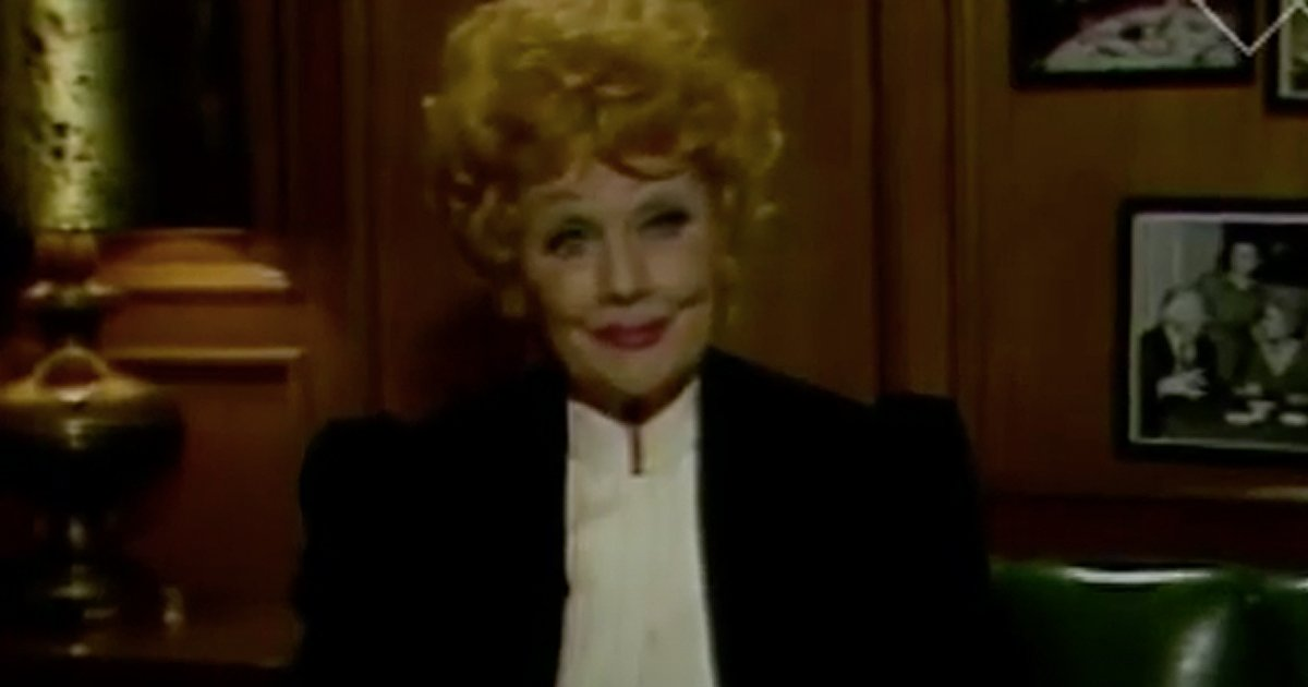 1984 interview with Lucille Ball