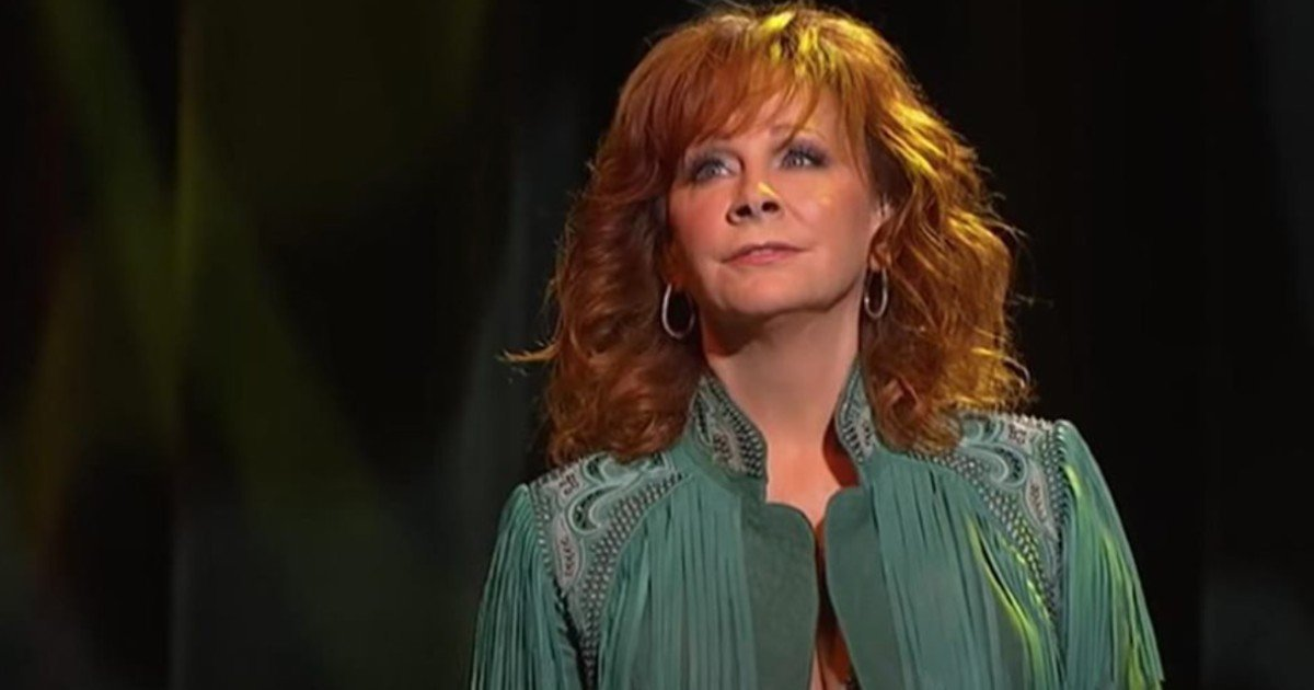 back to god by reba mcentire live