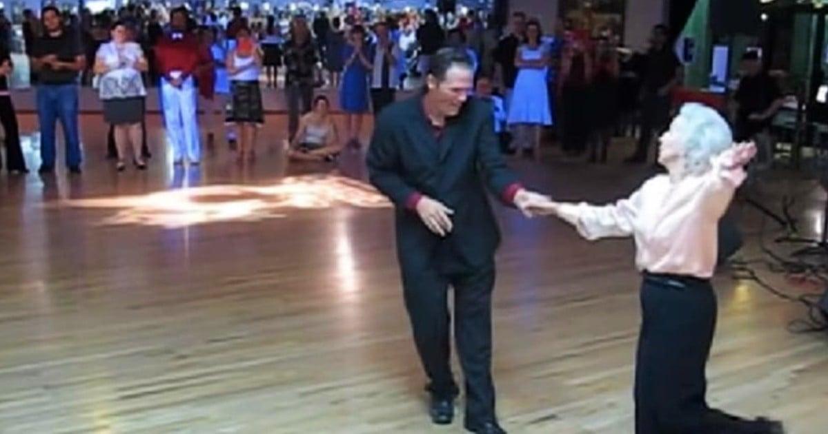jean veloz swing dance granny