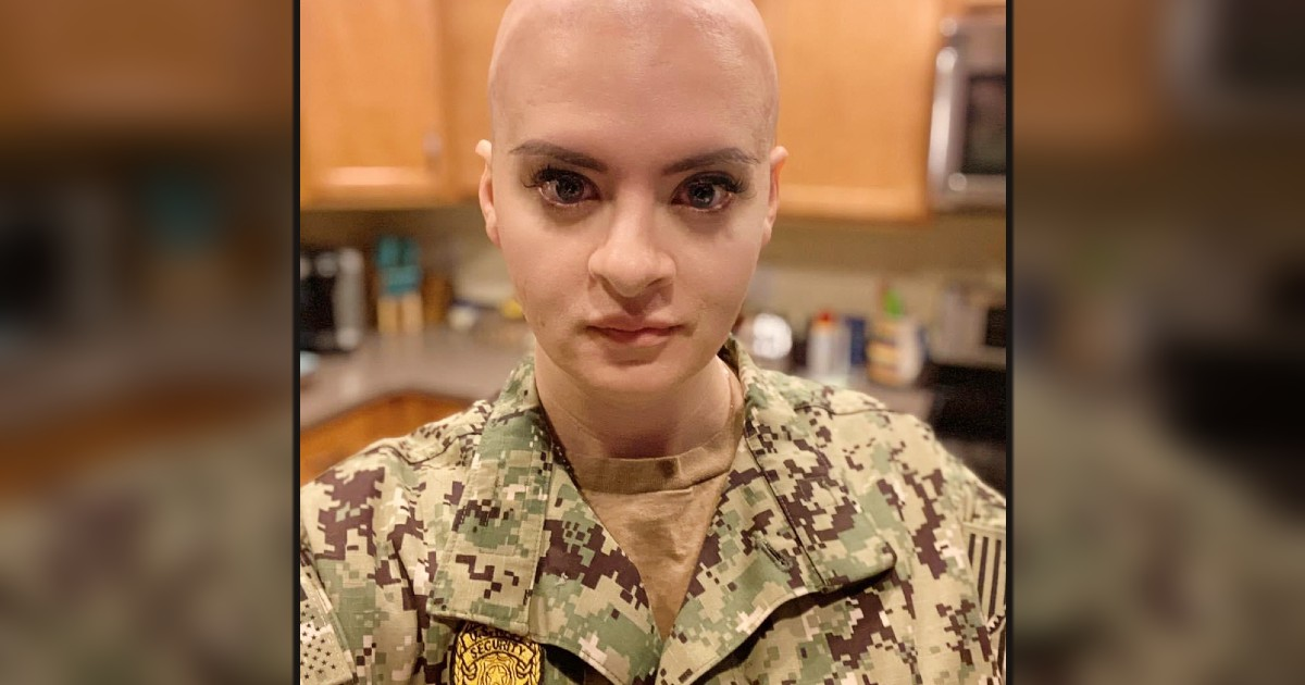 military wife tribute from husband grayson rogers
