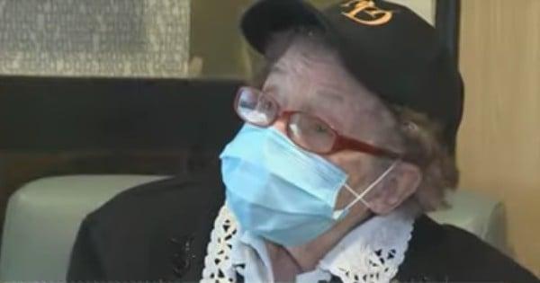 grandma working at mcdonald's ruthie shuster