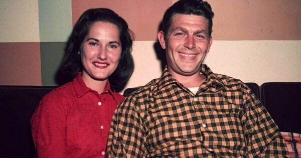Andy Griffith's Wife First Captured His Heart with Song