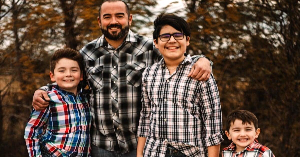 dad saving kids from rip current josh graham