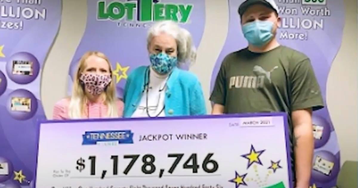 lost lottery ticket $1 million found