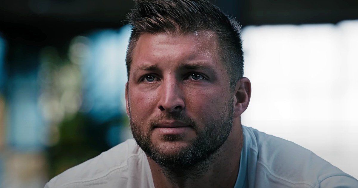 tim tebow today on a mission