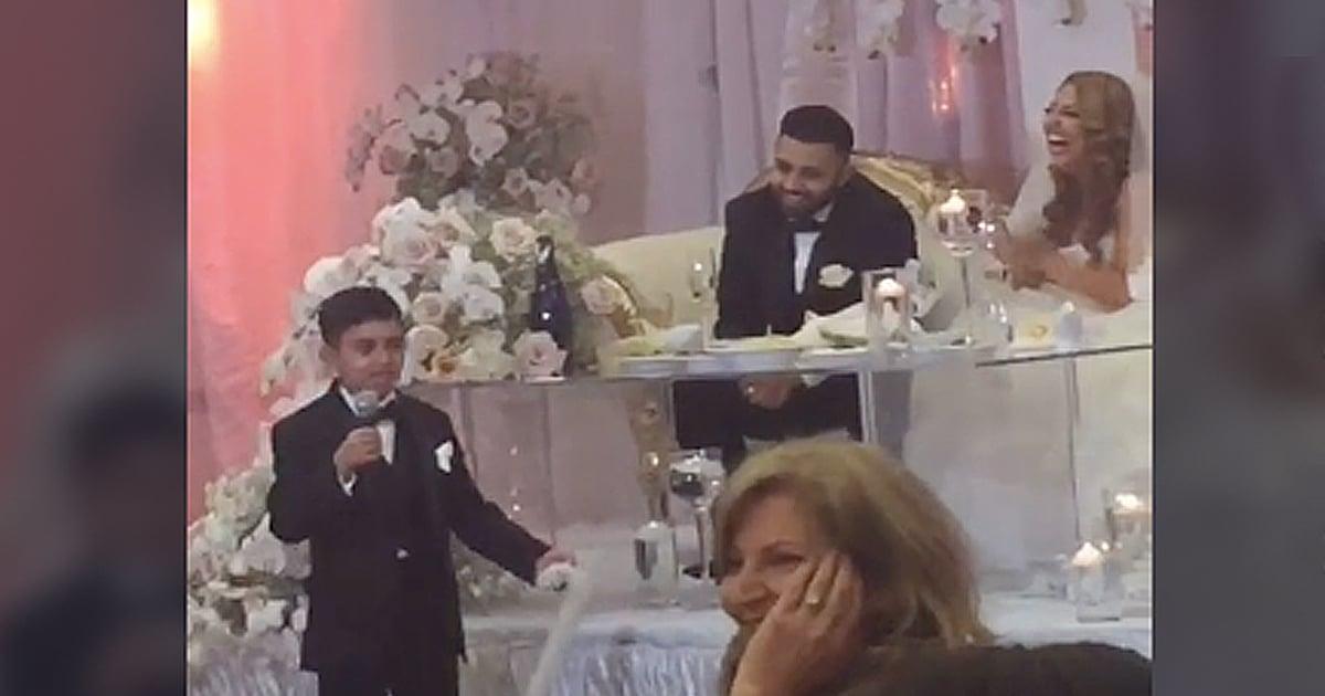 little brother wedding speech