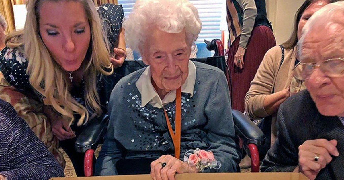 the oldest person in america Thelma Sutliffe