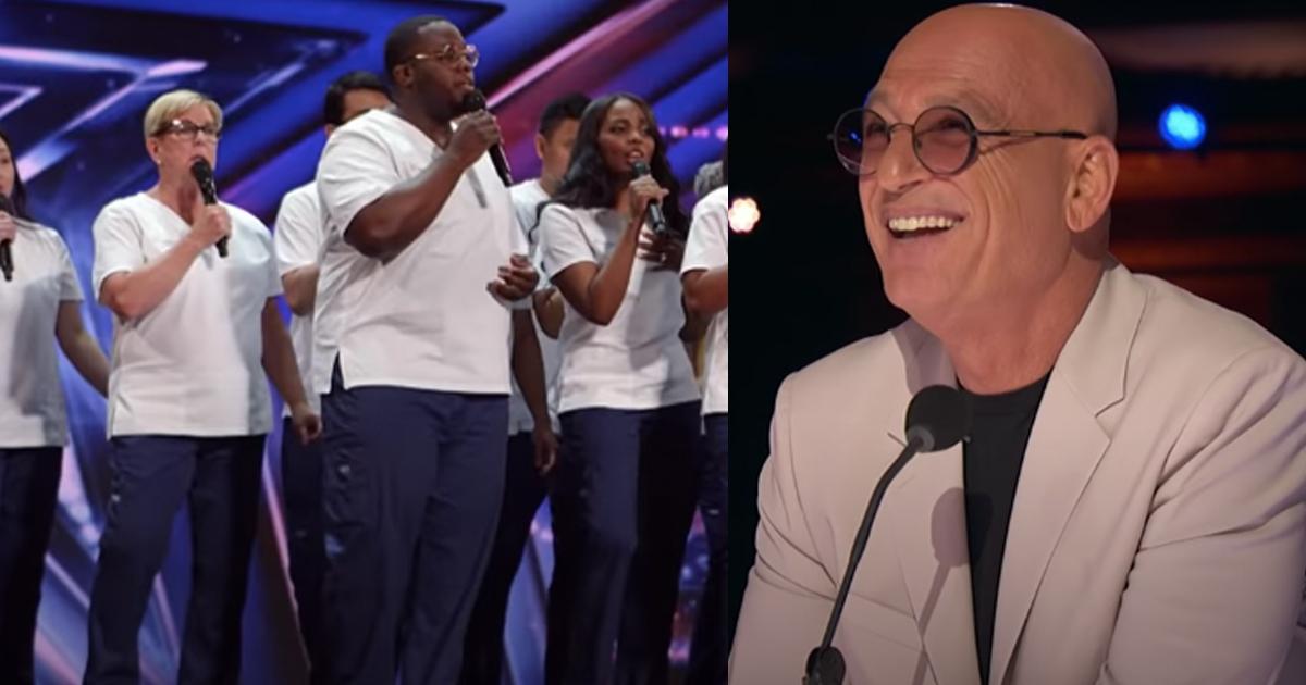 choir of nurses america's got talent