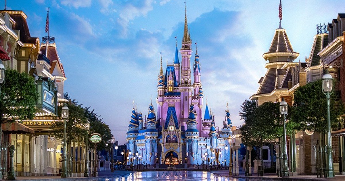why no mosquitoes at disney