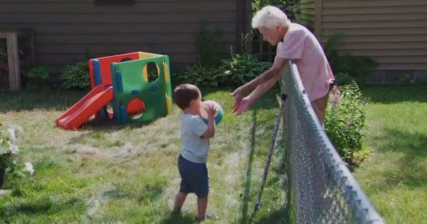 elderly neighbor