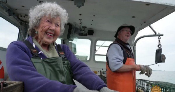101-year-old woman