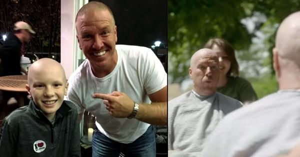 Chip Gaines bald
